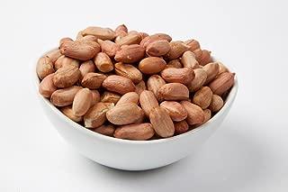 Raw Spanish Peanuts (10 Pound Case)