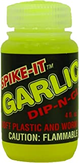 Spike-It 43001 4oz Dip-N-Glo Soft Bait