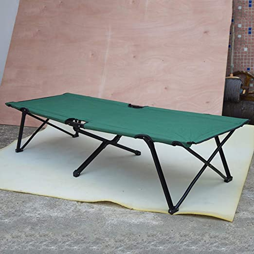 Nishore Cama de Camping Port/átil Cama de la Tienda Cama de Aluminio Cuna Cama de Tienda Ultraligera para Senderismo Monta/ñismo