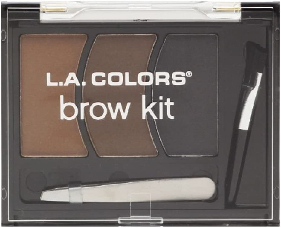 L.A. Colors BEAUTY 21 COSMETICS BROW KIT Don't miss the campaign - Limited time cheap sale MEDIUM