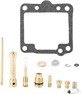 Aramox Carburetor Repair Kit, Suzuki Savage 650 86-09 15Pc Carburetor Repair Kit