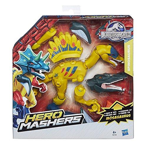 Jurassic World - Diño De Lujo Hero Masters (varios modelos)