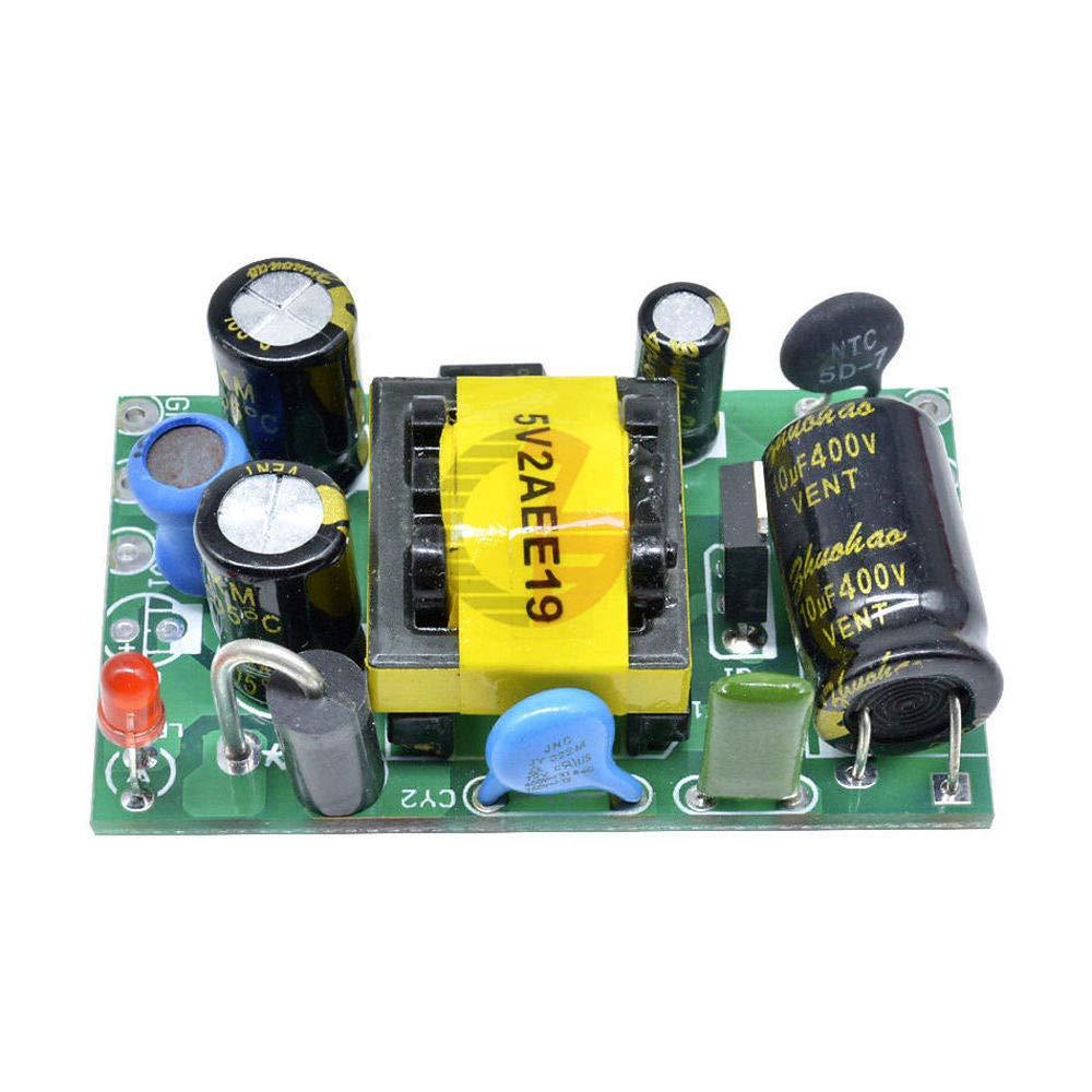 AC 85V-265V to DC 5V Step Down Buck Converter Power Supply Transformer Module 110V 220V Voltage Regulator for Laptop LED Monitor