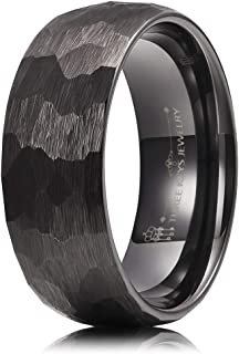 Best tungsten square wedding band Reviews