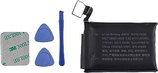 Vvsialeek A1848 - Batería compatible con Watch Series 3 38 mm GPS versión A1848 con kit de herramientas