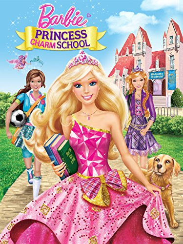 Barbie: Princess Charm School [OV]