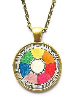 Best color wheel necklace Reviews
