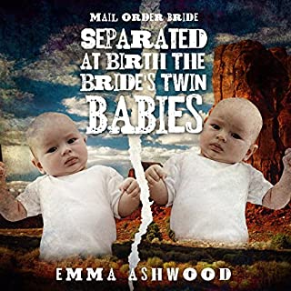 Mail Order Bride: Separated at Birth: The Bride's Twin Babies cover art
