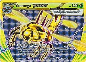 Pokemon - Yanmega Break (8/114) - XY Steam Siege - Holo