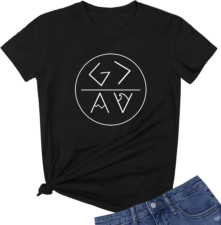 Bargain sale ROSEPARK Women Cute Graphic T-Shirts Special sale item