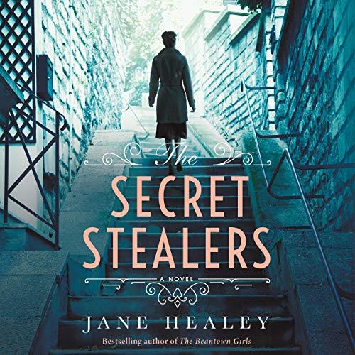『The Secret Stealers』のカバーアート