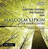 Lipkin : Symphonies n° 1-3. Friend, Downes, Leaper.