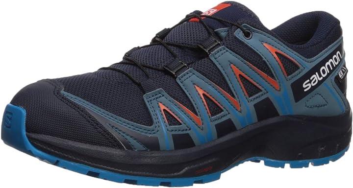 Alomon xa pro 3d cswp j, scarpe da trail running escursionismo unisex-bambini L40643300