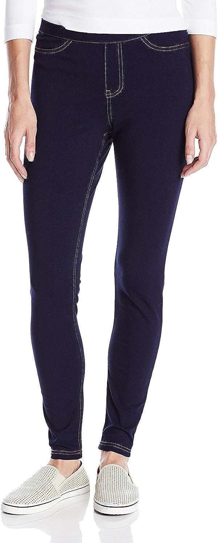 Hue Women's Jersey Denim Leggings