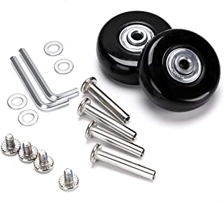 Best lucas luggage replacement wheels Reviews