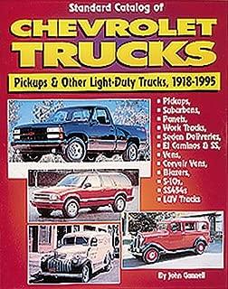 Standard Catalog of Chevrolet Trucks: Pickups and Other Light-Duty Trucks, 1918-1995