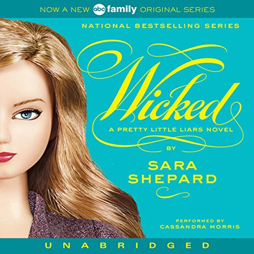 Wicked Audiobook By Sara Shepard cover art