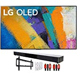 LG OLED55GXPUA 55' GX 4K Smart OLED TV (2020) with Deco Gear Home Theater Bundle