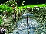 Teich-Wasserspiel Test