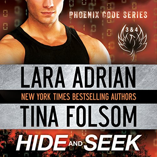 Hide and Seek (Phoenix Code 3 & 4) audiobook cover art