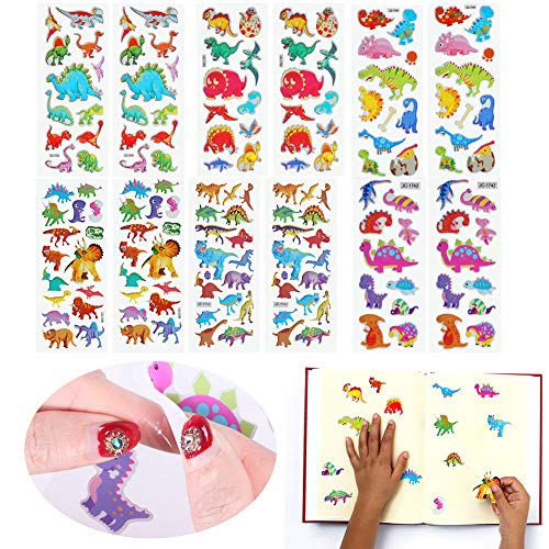 Jades Party Packs Dinosaur World Jurassic Style Silicone Wristbands Multicolor Roar Wristbands 24 Rings Baby Dinosaur Bracelets!
