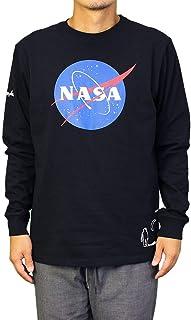 [Mark Gonzales] ロンT マークゴンザレス メンズ 宇宙 NASAコラボ