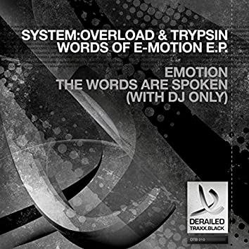 Words of E-Motion EP