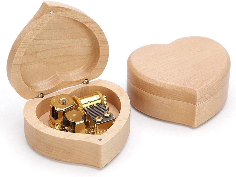marcas de moda Easy Go Shopping Caja de música Caja Caja Caja de música Regalos de cumpleaos creativos Decoracion de Muebles (Style   2)  preferente