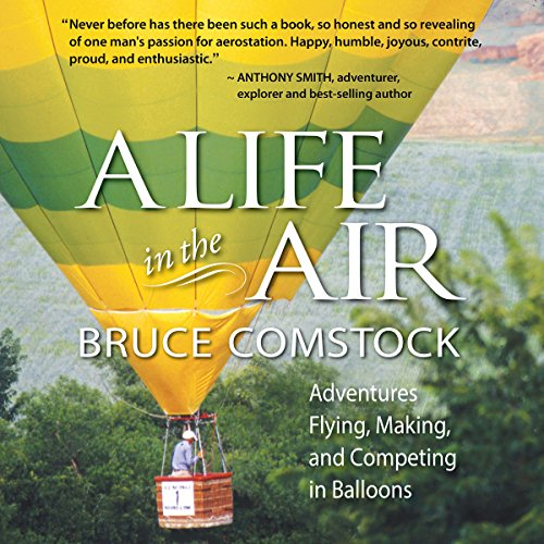 A Life in the Air audiobook cover art
