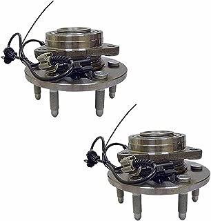 HU515096 x2 Brand New Front Set Wheel Bearing Hub Assembly
