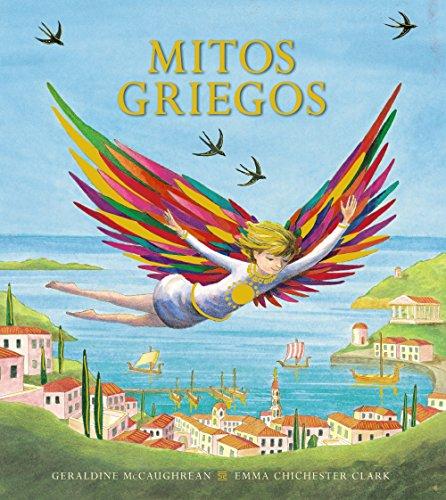 Mitos griegos (LITERATURA INFANTIL (6-11 años) - Libros-Regalo)