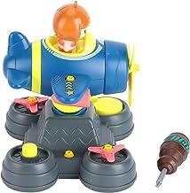 Kinderen Vliegtuig Model Speelgoed Vroeg Leren Moer Montage Vliegtuig Model Kids Peuter Educatief Speelgoed voor Jongens e...