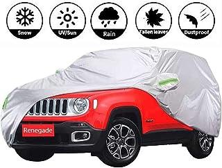 Acciaio Inox,Red per Jeep Renegade Compass 2017-2019 Acceleratore Freno Braking Frizione Pedale Antiscivolo Protezione Poggiapiedi Copripedali BTSDLXX Alta qualit/à Auto Pedali