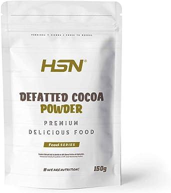 Cacao Desgrasado en Polvo de HSN | 100% Puro, Menos Calorías ...