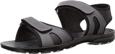 Paragon Men's Grey Formal Sandals-10 UK/India (44 EU)(PU8885G)