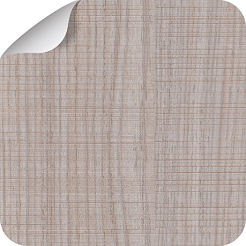 Tecosmart Selbstklebende Möbelfolie - Esche Prato - 620mmx2300mm (EUR 19,64/m²)