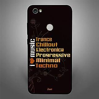 Xiaomi Redmi Note 5A I love musics, Zoot Designer Phone Covers