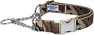 Camo Series Martingale Dog Collar | Made in the USA | The Ultimate Leash