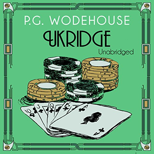 Ukridge audiobook cover art