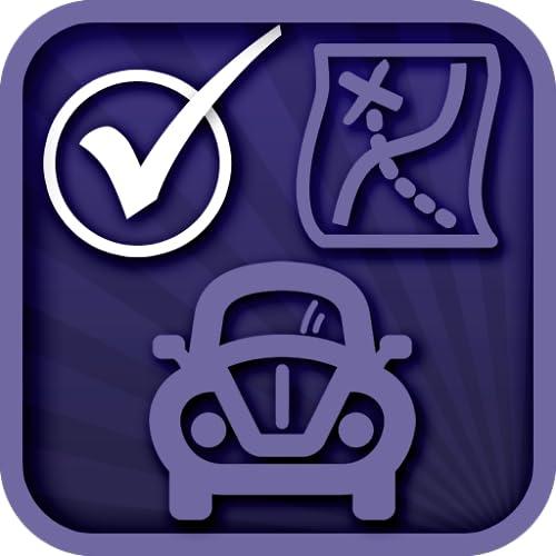 Car and Road Trip Checklist Planner