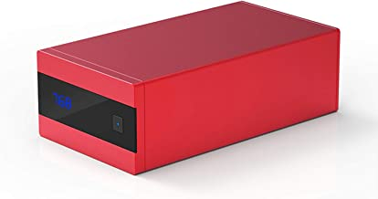 S.M.S.L Sanskrit 10th MK II High-end DAC USB Optical Coaxial Input Red