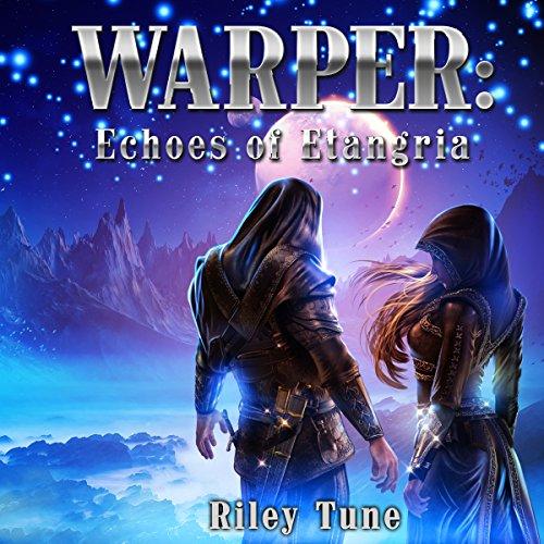 Warper cover art