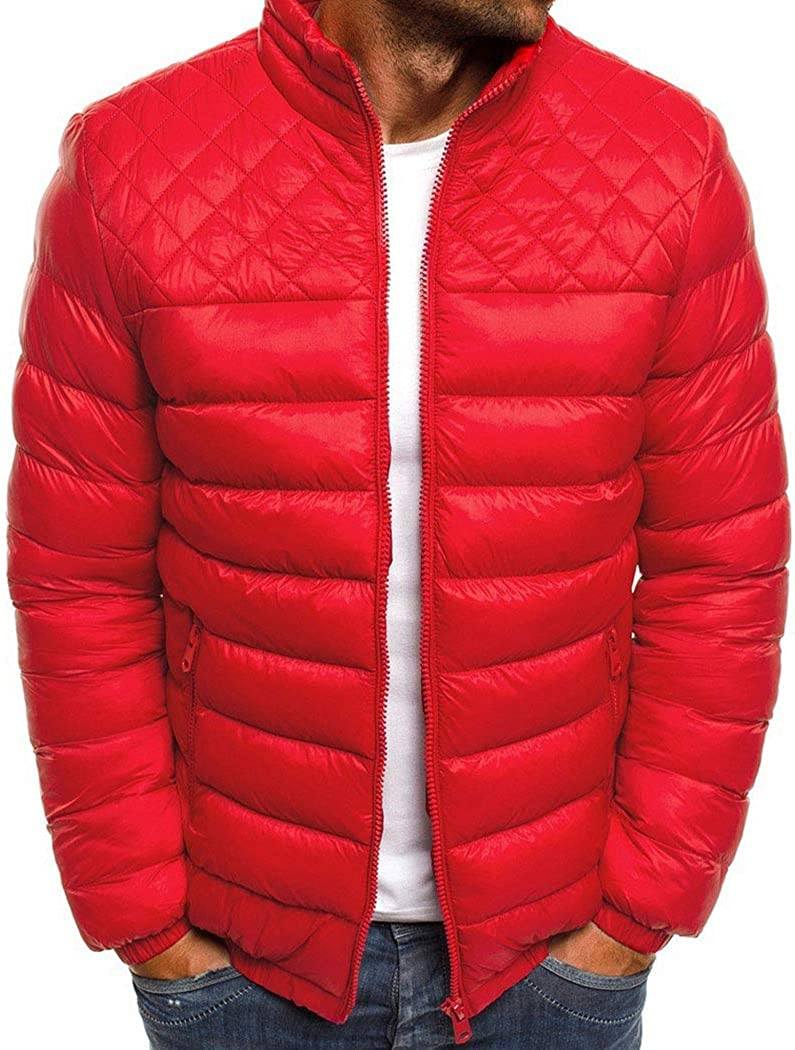 Men's Warm Popular products Jacket Lightweight Down Cotton Casual Ranking TOP5 Windproof Parka