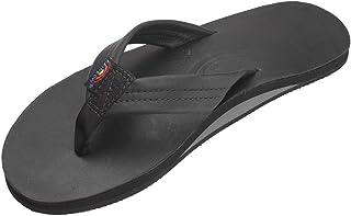 4ecdd059de57 Rainbow Sandals Men s Single Layer Premier Leather Black