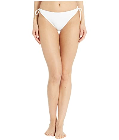 Bleu Rod Beattie Kore String Tie Side Hipster Bottoms (White) Women