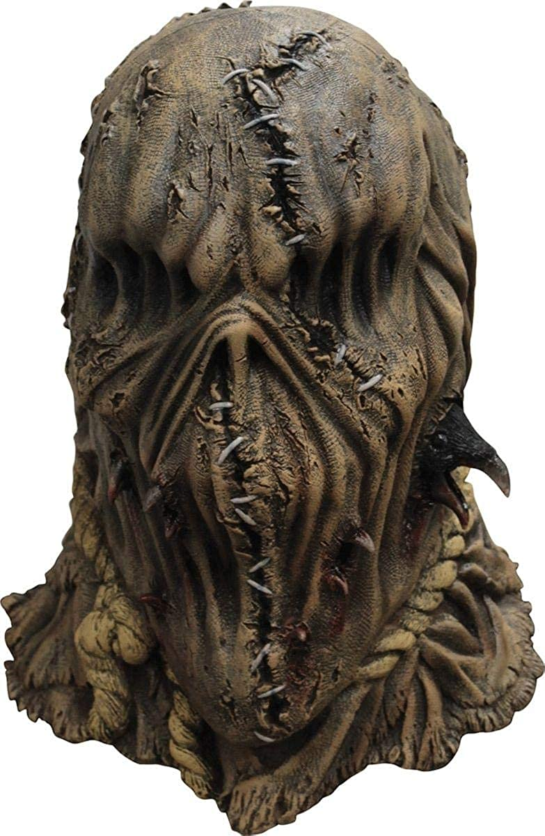 shop Ghoulish - Adult Complete Free Shipping Scare The Size One Crows Mask