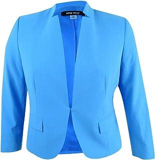 44ec366c4c0 Amazon.com  Nine West - Blazers   Jackets   Plus-Size  Clothing ...