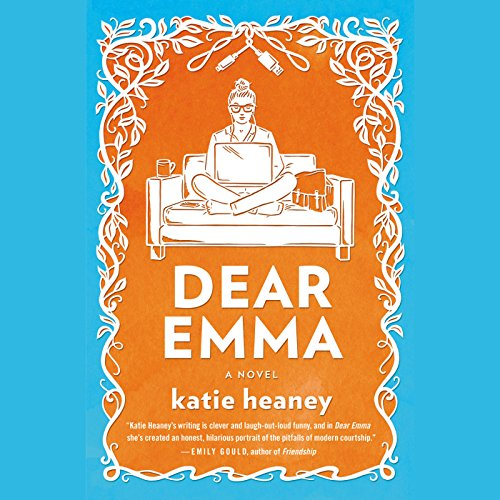 Dear Emma audiobook cover art
