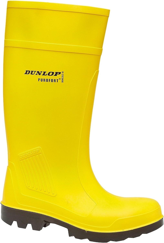 Dunlop C462241 Purofort Food Industry Wellington Safety Toe Waterproof Work Boot