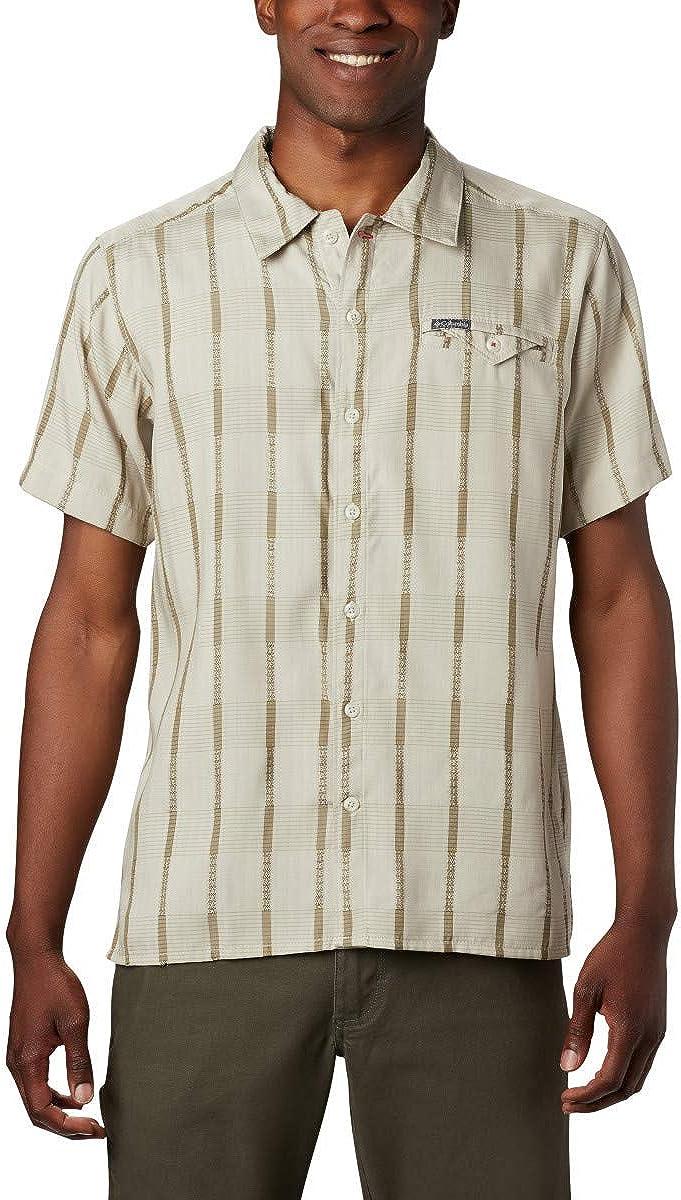 Columbia Men's Big and Tall Lakeside Trail Short Sleeve Shirt